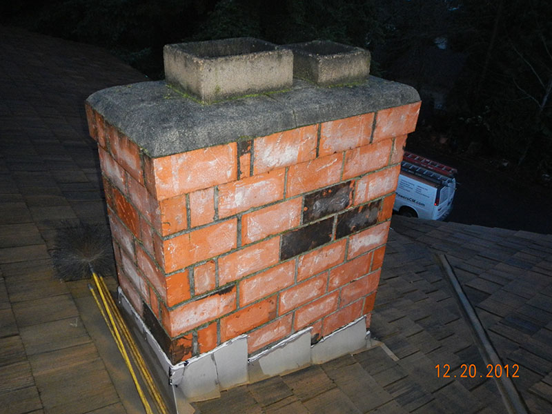 Chimney Restoration Seattle Chimney Sweep Masonry