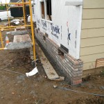 Brick Veneer Installation