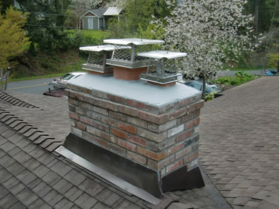 Chimney Restore And Seal Seattle Chimney Sweep Masonry